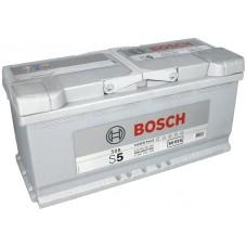 Аккумулятор Bosch 110 Ah Обратный[-+]