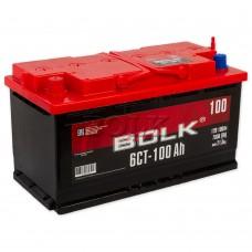 Аккумулятор BOLK 100 Ah Прямой[+-]
