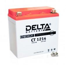 Delta СT 1214 (YTX14-BS)14Аh EN200 Прямая+-