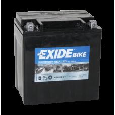 Аккумулятор EXIDE bike(YIX30L) 30Ah AGM