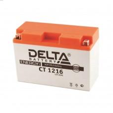 Аккумулятор Delta СT 1216 (YB16AL-A2) 16Аh AGM