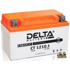 Аккумулятор Delta CT 1210.1(YTZ10S) 10Аh EN190 Прямая+-