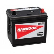 HANKOOK  70 A/h Пусковой ток EN630А Обратный-+
