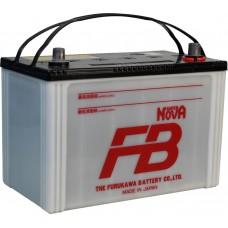 FB SUPER NOVA 80 A/h Азия Пусковой ток EN740А Обратный+-