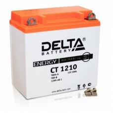 Аккумулятор Delta CT 1210 (YB9A-A) 10Аh EN100 Прямая+-