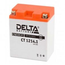 Аккумулятор Delta СT 1214.1(YB14-BS) 14Аh AGM