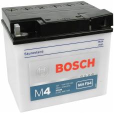 BOSCH  MOBA FP M4F (YB30L)12V 30AH 300A Обратный-+