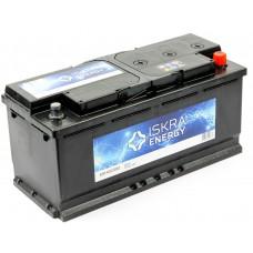 Аккумулятор ISKRA ENERGY 110 Ah Обратный[-+]