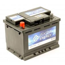 ISKRA ENERGY   60 A/h Пусковой ток EN540А Прямой+-