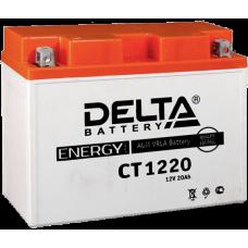 Аккумулятор Delta СT 1220 (Y50-N18L-A3) 20Аh AGM