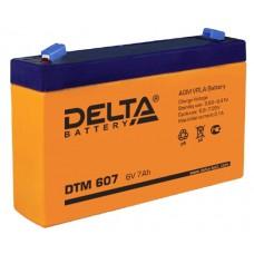 Delta 6V 7Ач