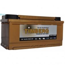 TIMBERG GOLD 102 A/h Пусковой ток EN950А Обратный - + низкий