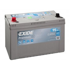 Аккумулятор EXIDE Premium 95 Ah Прямой[+-]