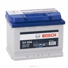 BOSCH S4 60 A/h Пусковой ток EN540А Прямой+-