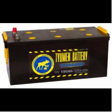 TYUMEN BATTERY 190 A/h Пусковой ток EN1320А Обратный