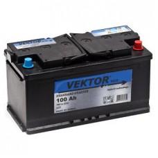 Аккумулятор Vektor Plus  100 Ah Обратный[-+]
