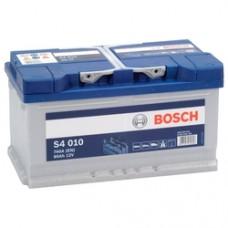 BOSCH 80 A/h Пусковой ток EN740А Обратный-+низкий