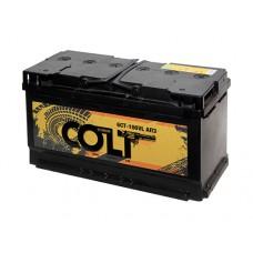 Аккумулятор COLT 100Ah Обратный[-+]