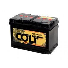 Аккумулятор COLT 75 Ah Обратный[-+]