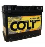 Аккумулятор COLT 60Ah Прямой[+-]