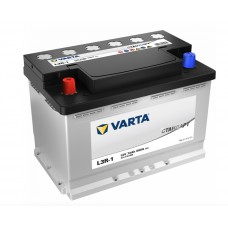 VARTA Стандарт 74 A/h Пусковой ток EN680А Прямой+-