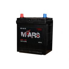 MARS ASIA  42 A/h Пусковой ток EN350А Прямой+-