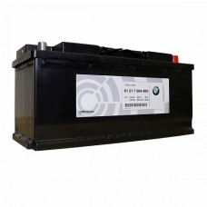 Аккумулятор BMW AGM 105 Ah Обратный[-+]