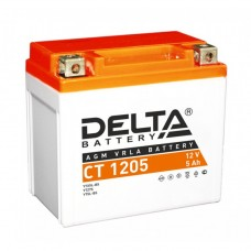 Delta CT 1205 (YTX5L-BS) 12V 5Aч