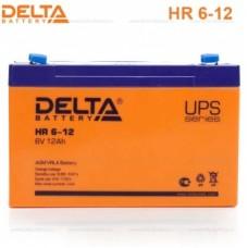 Аккумулятор Delta 6V 12Ач