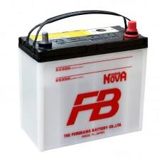 FB SUPER NOVA 45 A/h Пусковой ток EN570А Обратный-+