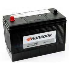 HANKOOK 140 A/h Пусковой ток EN1000А конус