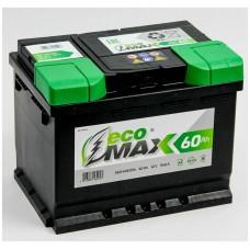 AFA 60 A/h Азия Пусковой ток EN510А Обратный-+