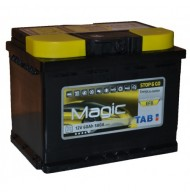 TAB MAGIC Stop & Go EFB 60 A/h Пусковой ток EN580А Обратный -+
