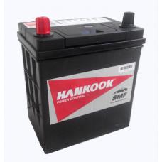 HANKOOK 40 A/h Пусковой ток EN370А Прямой+-