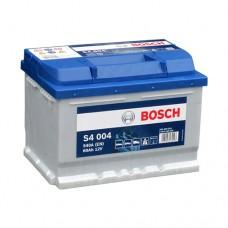 BOSCH S4 60 A/h Пусковой ток EN540А Обратный-+ низкий