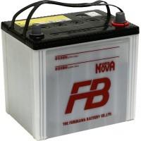 FB SUPER NOVA 65 A/h Азия Пусковой ток EN620А Обратный-+