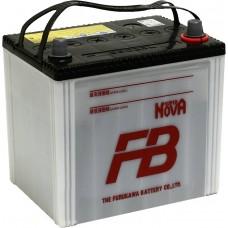 FB SUPER NOVA 60 A/h Азия Пусковой ток EN360А Обратный-+