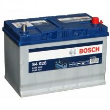 Bosch 95 A/h Азия Пусковой ток EN 830А Обратный-+