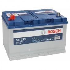 Bosch S4 95 A/h Азия Пусковой ток EN 830А Прямой+-