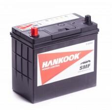 HANKOOK 45 A/h Пусковой ток EN430А Прямой+-