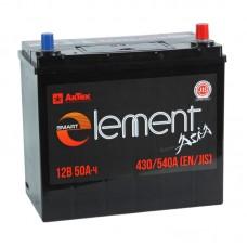 SMART ELEMENT 50 A/h Пусковой ток EN430А Обратный-+